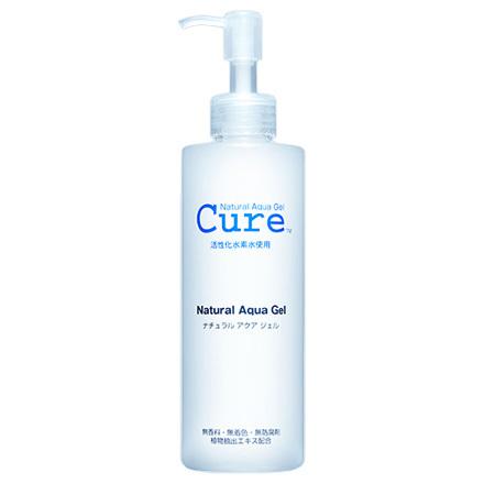 Cure(治疗)天然Aqua凝胶Cure 250g[2万日元(扣税)之上并且][乐天BOX领取对象商品][05P03Dec16]
