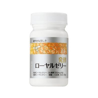 雅芳生活发酵蜂王浆 495 毫克 × 100 片雅芳 [健康食物的补充,] [在 20000 日元 (不含税)]