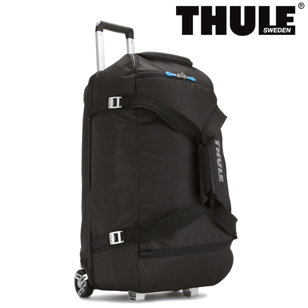 THULE キャリーバッグ TCRD-2 ブラック 【 スーリー Crossover 87 Liter Rolling Duffel 】【 ソフト キャリーケース スーツケース 】[bef][即日発送]