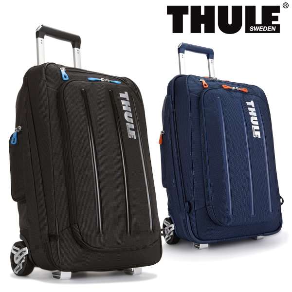THULE キャリー バックパック TCRU-115 【 スーリー Crossover 38 Liter Rolling Carry 】【 ソフト キャリーケース スーツケース リュック デイパック TCRU-1 】 【BG_etc】 【 リュックサック 】[bef][即日発送]