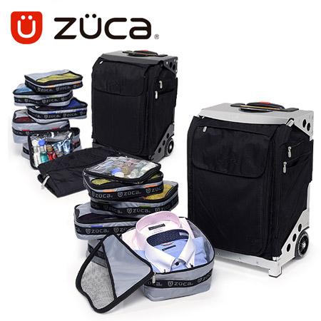 ズーカ キャリーケース メンズ レディース キャリーバッグ スーツケース フライヤー トラベル Flyer Travel 3000 ZUCA 【ポーチ&トラベルカバー付き】【機内持ち込み可能】[bef][即日発送]