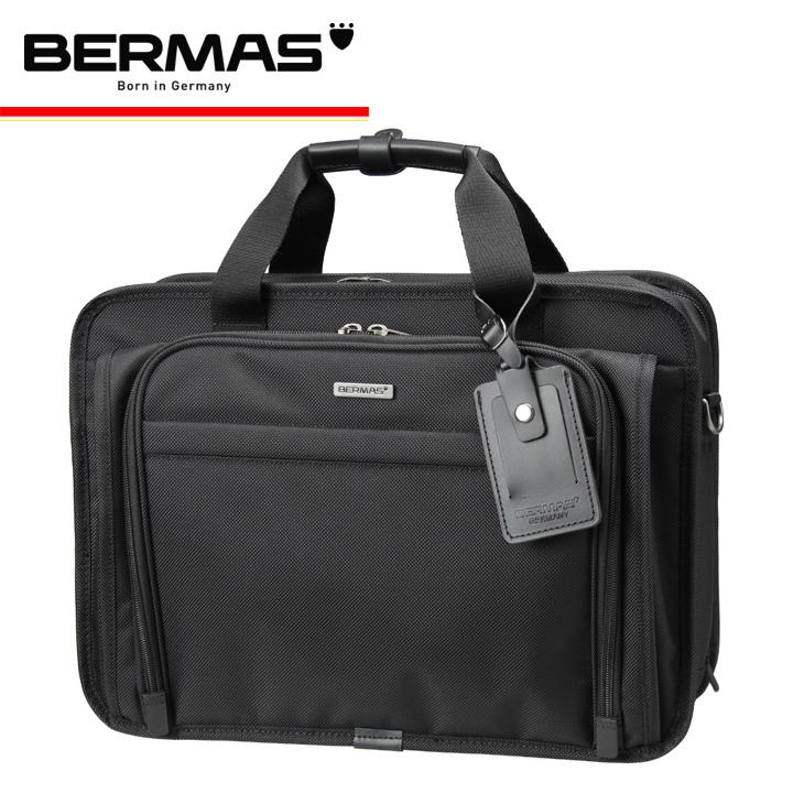 バーマス BERMAS ブリーフケース ファンクションギアプラス 60438 【 FUNCTION GEAR PLUS 】【 3WAY 2層 】【bef】