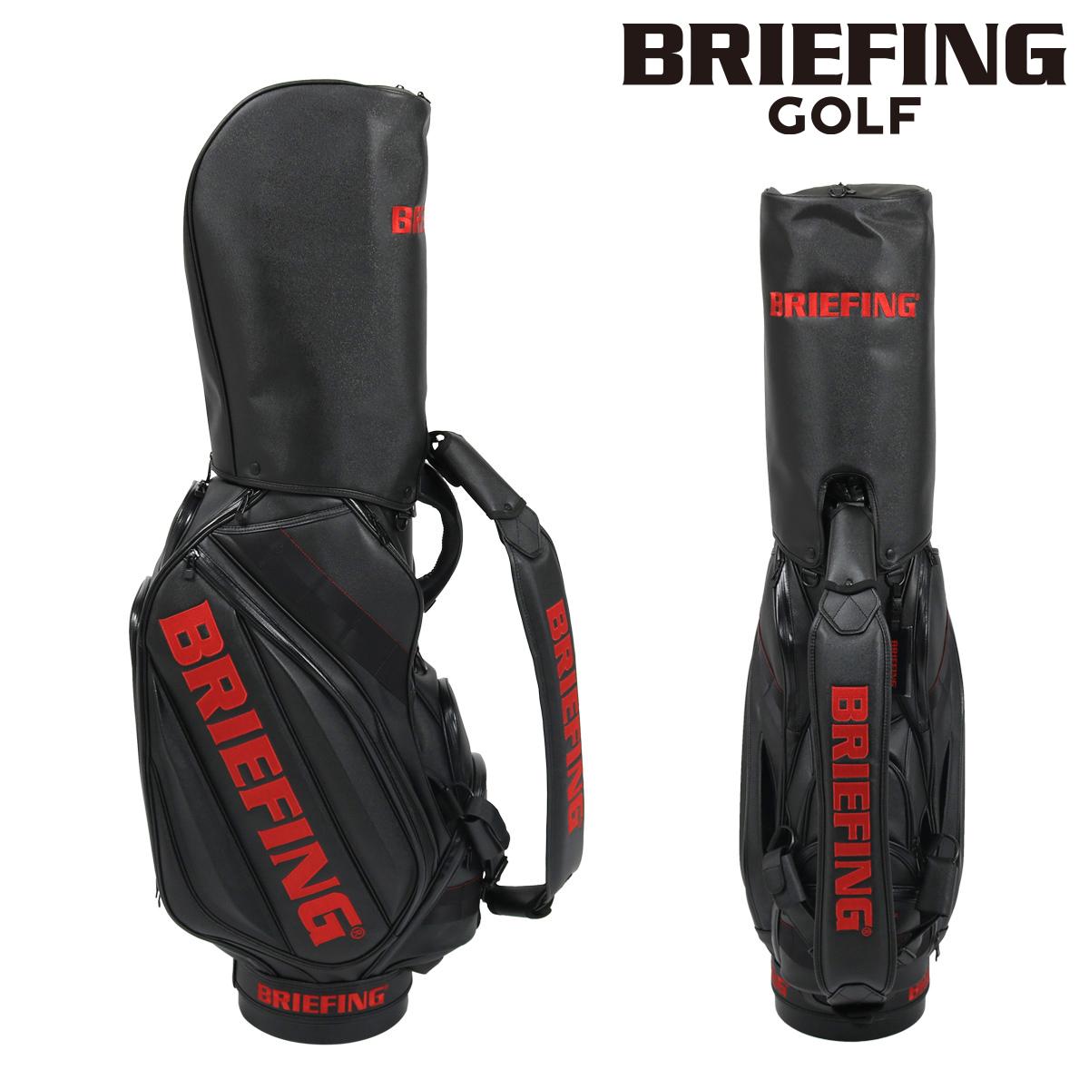 ブリーフィング キャディバッグ メンズ BRG014CR3 BRIEFING CR-3 ゴルフ[PO10][即日発送]