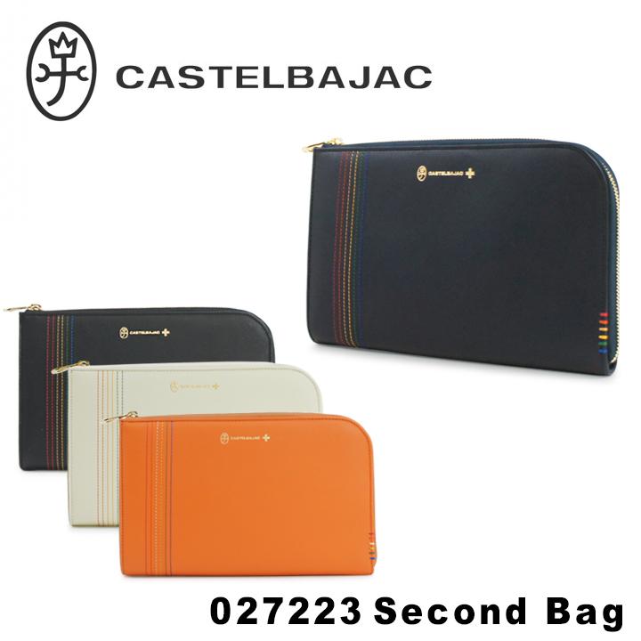 カステルバジャック CASTELBAJAC セカンドバッグ 027223 シェスト 【 メンズ 】【 クラッチバッグ 】【bef】
