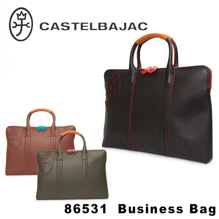 カステルバジャック CASTELBAJAC ブリーフケース 086531 【 フェルタ 】【 ビジネスバッグ ハンドバッグ メンズ 】[bef]