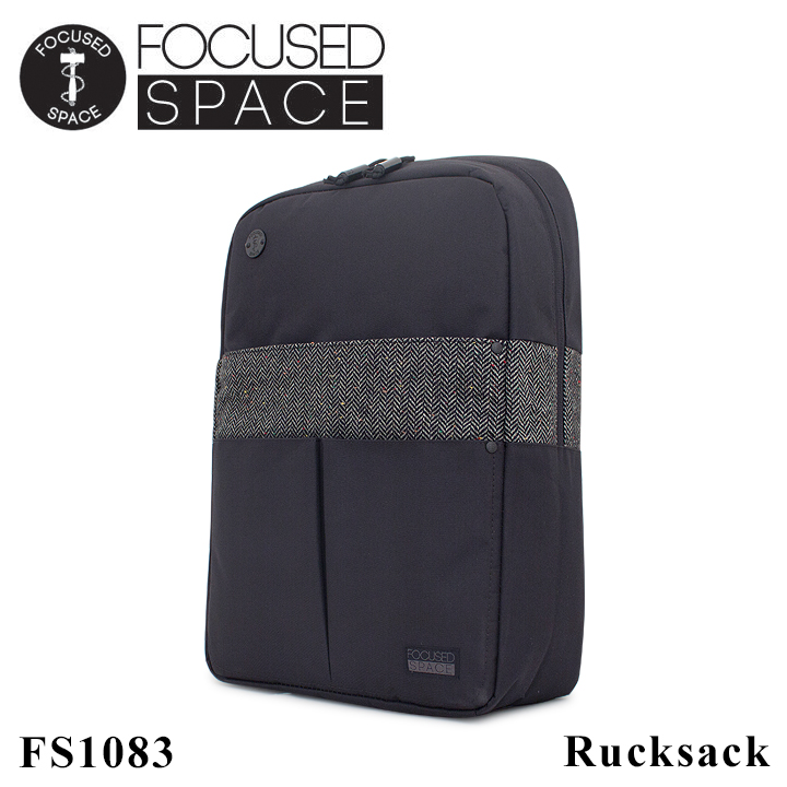 FOCUSED SPACE リュック The Influencer Backpack 1083 メンズ デイパック バックパック リュックサック フォーカスドスペース【bef】