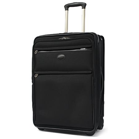 パスファインダー スーツケース トロリー ブラック メンズ PF3824DAX(PF6824DAX) 【 1年保証 Pathfinder 】【 ビジネスキャリー バッグ キャリーケース 】【bef】