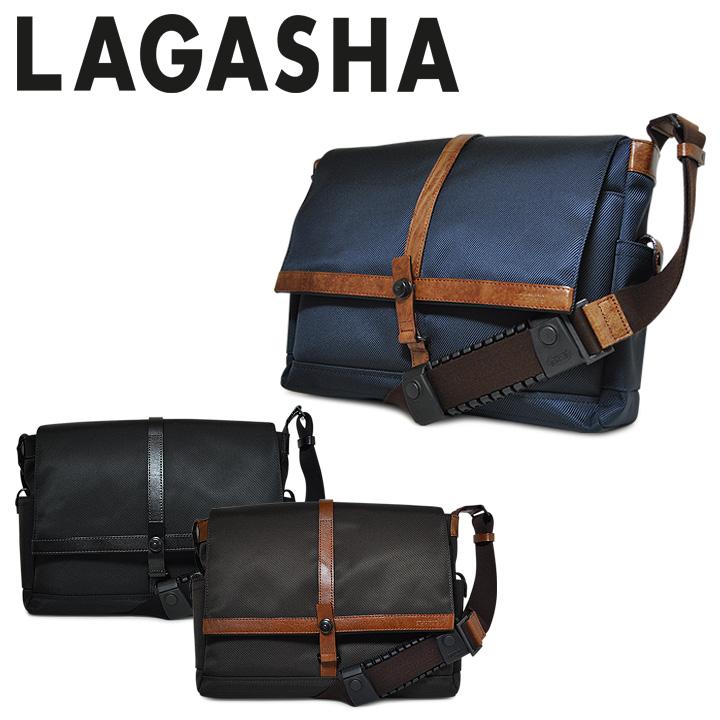 ラガシャ LAGASHA OFFICE ショルダーバッグ 7134 MOVE ムーヴ 【 日本製 横型ショルダー ビジネスショルダー ビジネスバッグ メンズ 軽量 高耐久性 B4 】[bef]