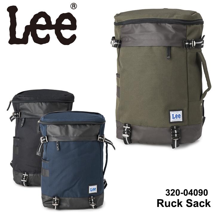 リー LEE リュック 320-4090 COAT 【 リュックサック デイパック バックパック カジュアル 】【bef】