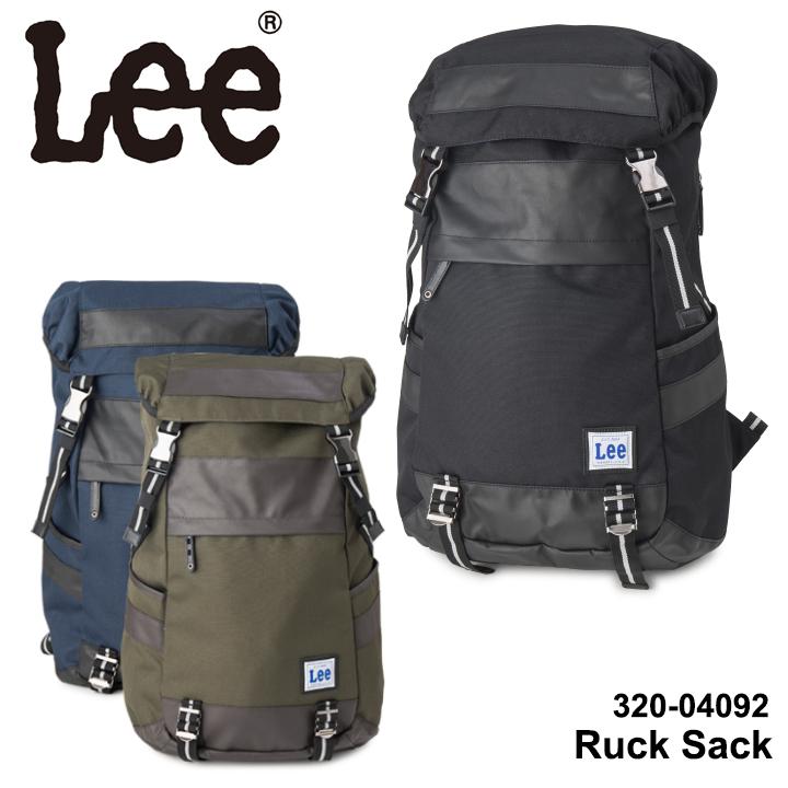 リー LEE リュック 320-4092 COAT 【 リュックサック デイパック バックパック カジュアル 】【bef】