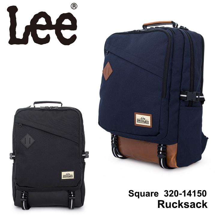 リー Lee リュックサック 320-14150 【 バックパック デイパック メンズ デニム 】【bef】