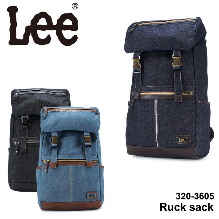 リー Lee リュック 320-3605 duke 【 リュックサック 】【bef】【即日発送】