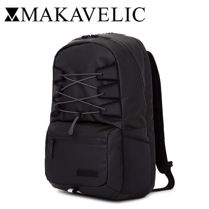 マキャベリック MAKAVELIC リュック 3107-10114 LUDUS SPIDER BACKPACK 【 リュックサック バックパック デイパック メンズ 】【bef】