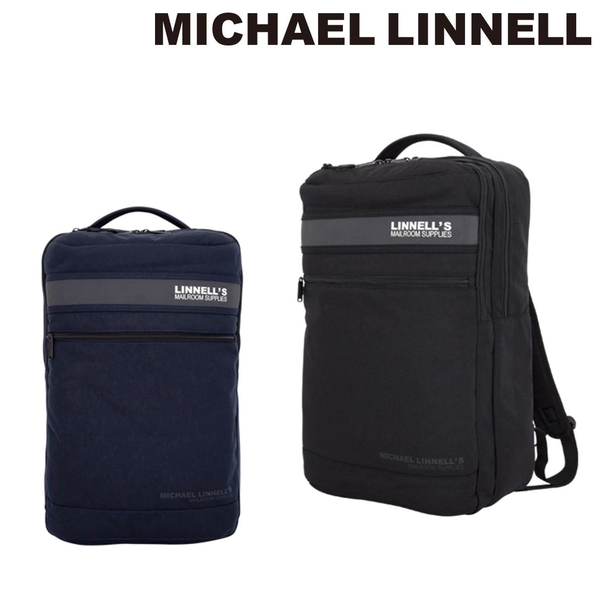 マイケルリンネル MICHAEL LINNELL リュック MLCD-1000 【 リュック コーデュラナイロン リフレクター メジウムプリント ビジネス 】【bef】