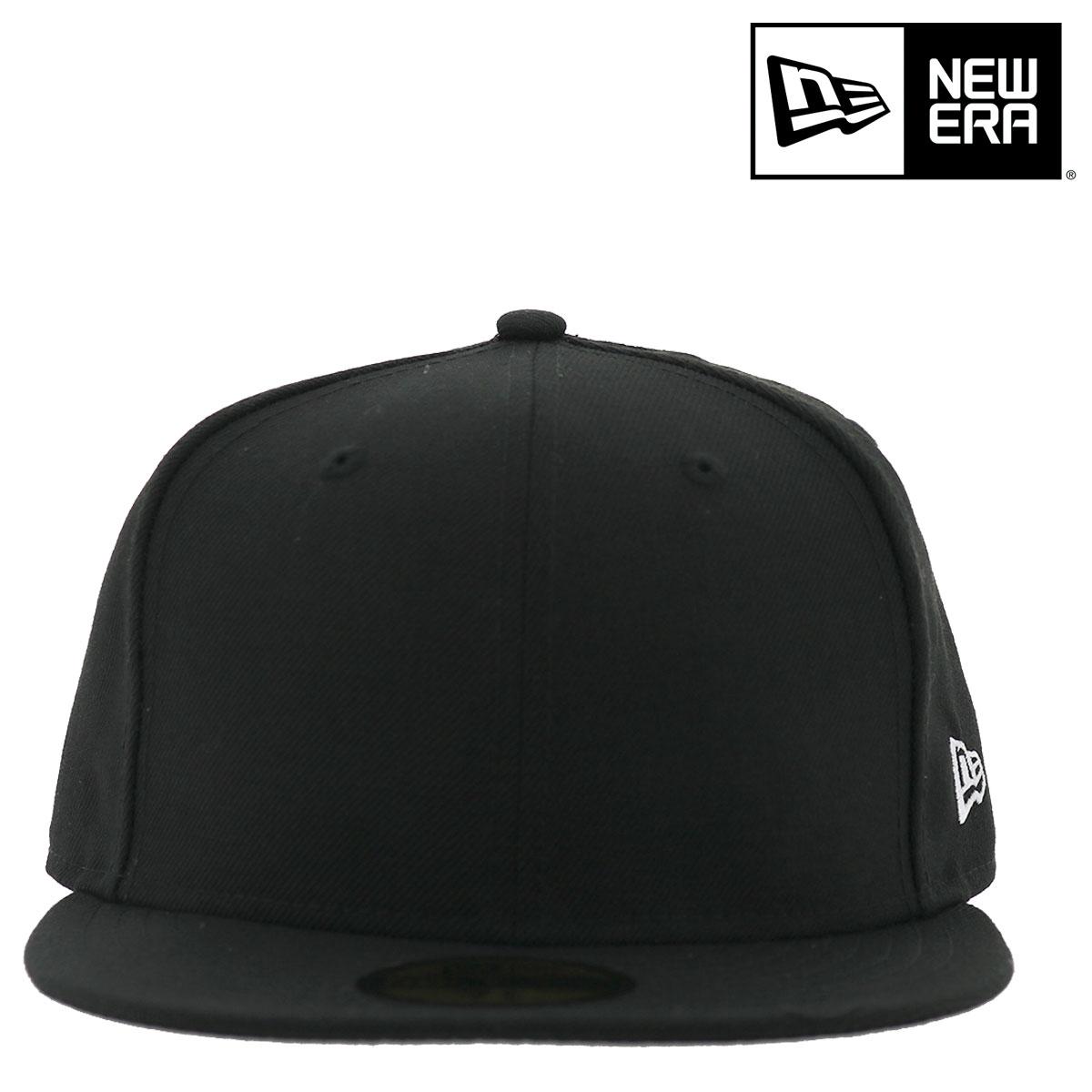 ニューエラ キャップ 59FIFTY 無地 ベーシック メンズ レディース 11914557 NEW ERA   帽子[bef][即日発送]