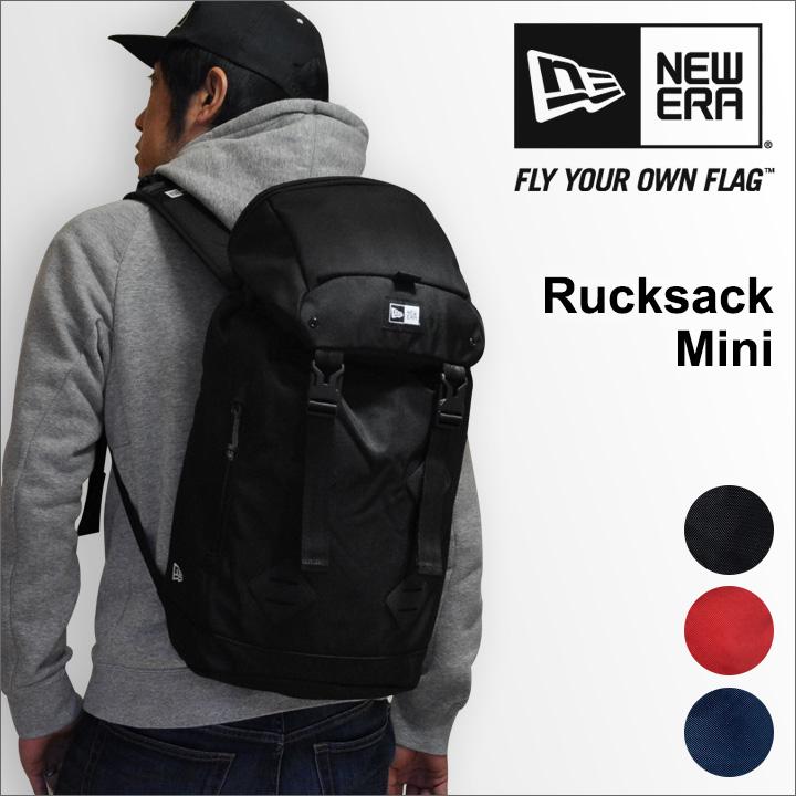 ニューエラ NEW ERA リュックサック Rucksack Mini 【 NEWERA ラックサックミニ 】【 リュック バックパック デイパック 】【bef】【即日発送】