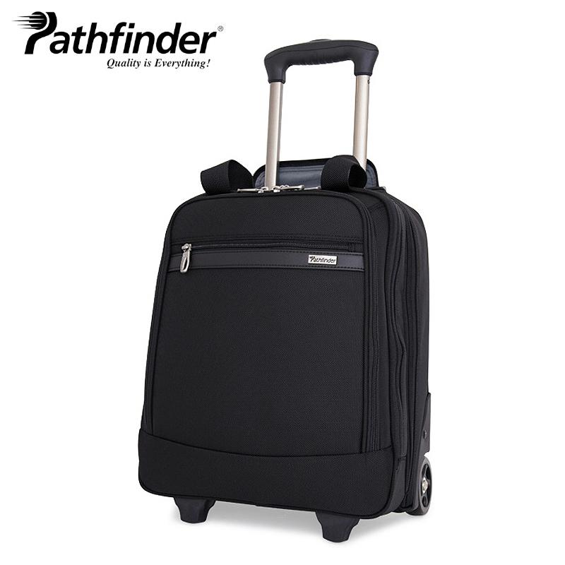 パスファインダー スーツケース PF1834 44cm AVENGER 【 Pathfinder ビジネスキャリー ソフトキャリー ダイヤル式TSAロック 機内持ち込み可能 】【bef】