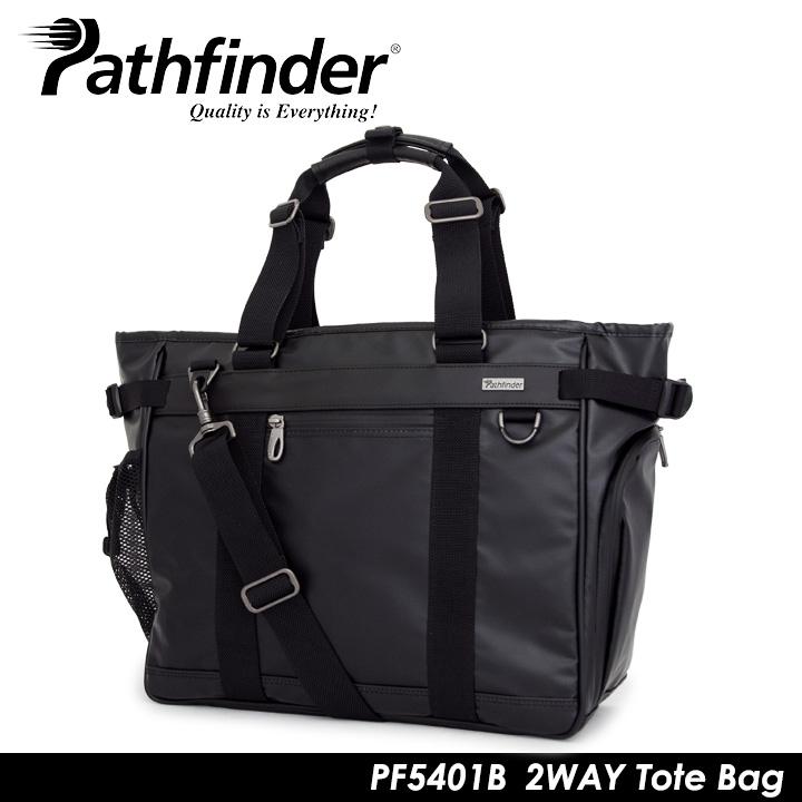 パスファインダー Pathfinder トートバッグ PF5401B Pevolution 3 【 2WAY ショルダーバッグ ビジネストートバッグ メンズ 止水 】[bef]