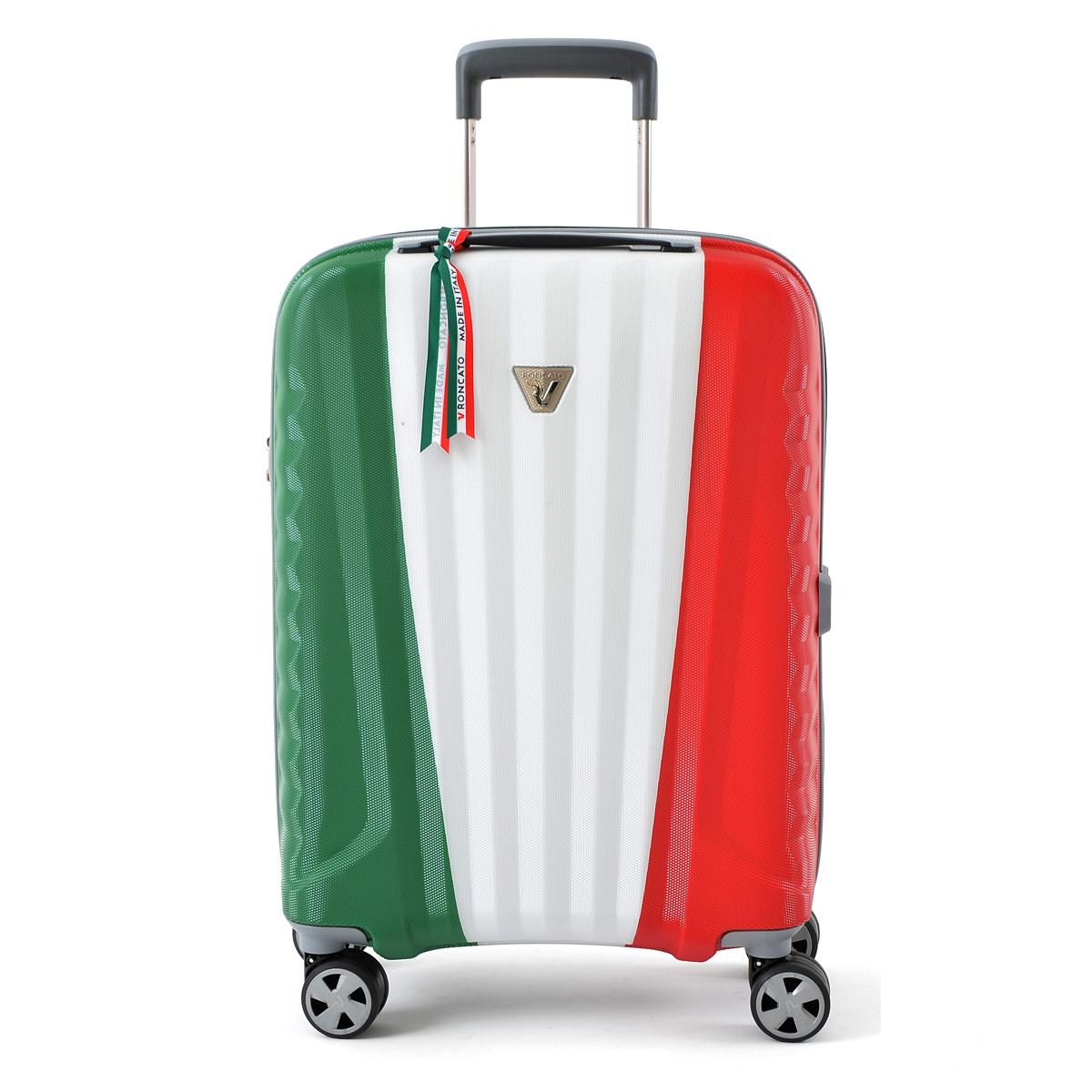 ロンカート スーツケース 日本限定|機内持ち込み 35L 51cm 2.3kg 5463|軽量 10年保証 ハード ファスナー|TSAロック搭載 プレミアムZSL トリコローレ RONCATO [bef][PO10]