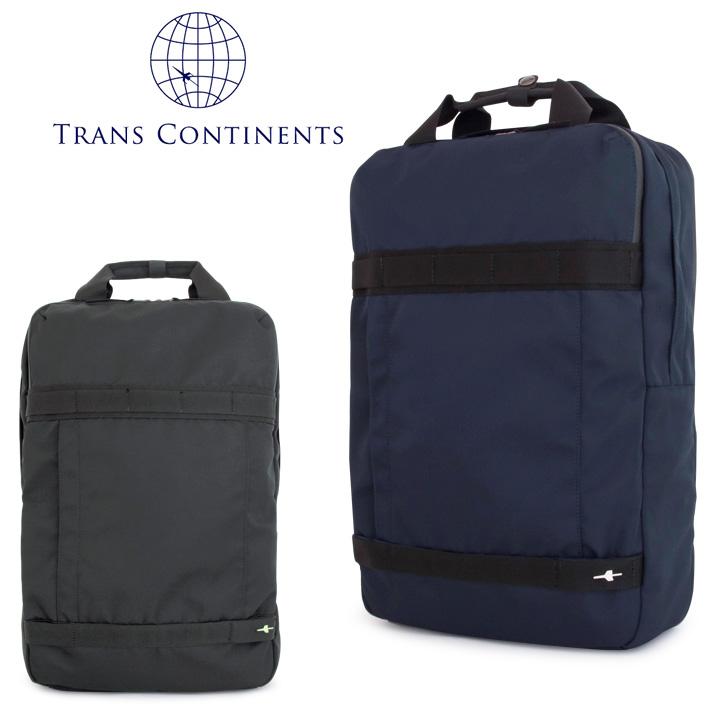 トランスコンチネンツ TRANS CONTINENTS ブリーフケース TC-16302 【 3WAY メンズ ビジネスバッグ リュックサック ショルダーバッグ 】【 ビジネスリュック 】【bef】