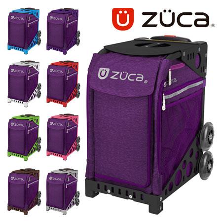 ズーカ スポーツ キャリーケース メンズ レディース キャリーバッグ スーツケース コスミックパープル Cosmic Purple 401 ZUCA【bef】