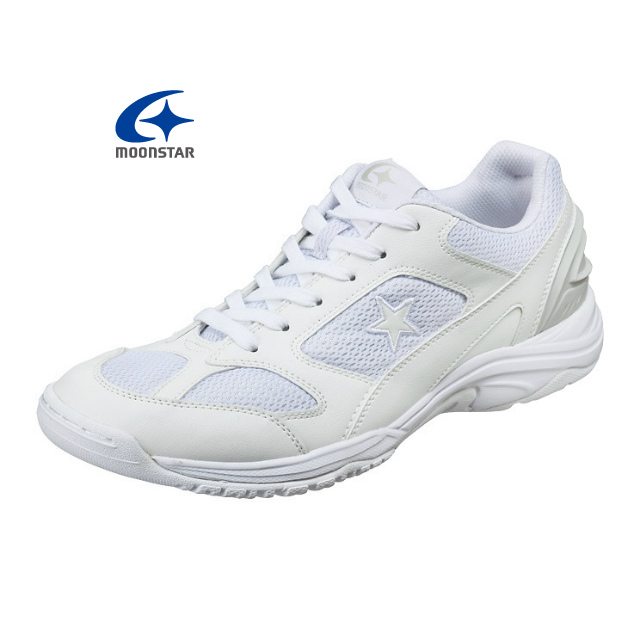 Tokyo Do Moonstar Ms 3100g White Sneakers Shoes Junior High School