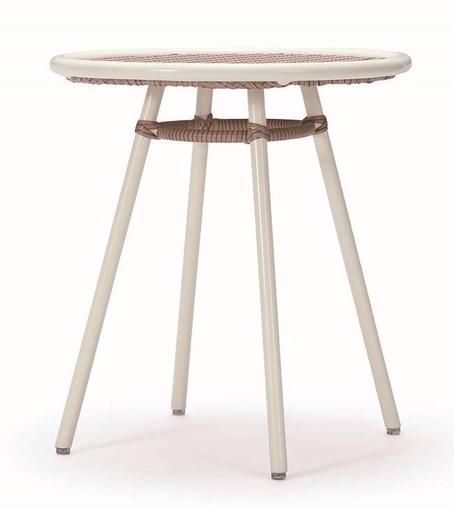 ASPLUND社RESORTIRシリーズ・DAHLIA CAFE TABLE【商品名:ダリア カフェテーブル】アスプルンド社|ガーデン家具