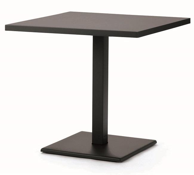 イタリア製 emu(エミュー)/ROUND SQUARE TABLE【商品名:ラウンド スクエア テーブル】アスプルンド社 ガーデン家具