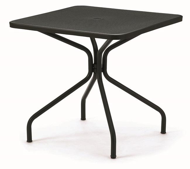 イタリア製 emu(エミュー)COMBI SQUARE TABLE M【商品名:カンビ スクエアテーブルM】アスプルンド社|ガーデン家具