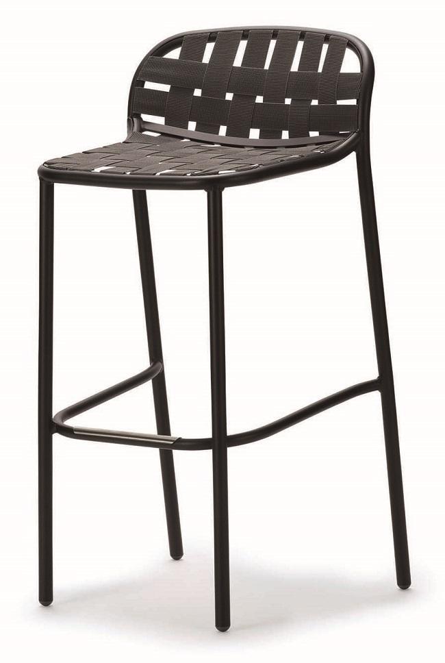 イタリア製 emu(エミュー)/YARD BAR STOOL【商品名:ヤードバースツール】アスプルンド社|エミュー社製ガーデン家具