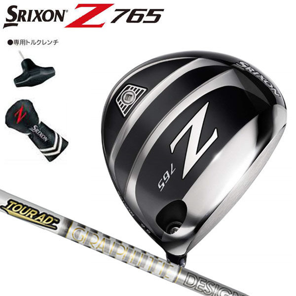 スリクソン Z765 ドライバー Tour AD TP-6 カーボンシャフト SRIXON DUNLOP