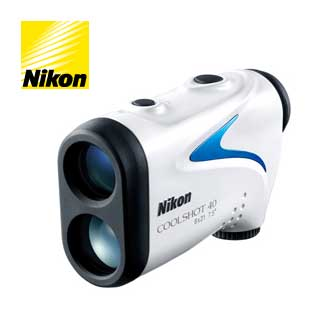 Nikon ニコン 携帯型レーザー距離計 COOLSHOT 40 クールショット 40 G-976