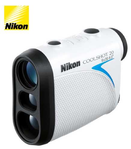 Nikon ニコン 携帯型レーザー距離計 COOLSHOT20 クールショット20 G-970