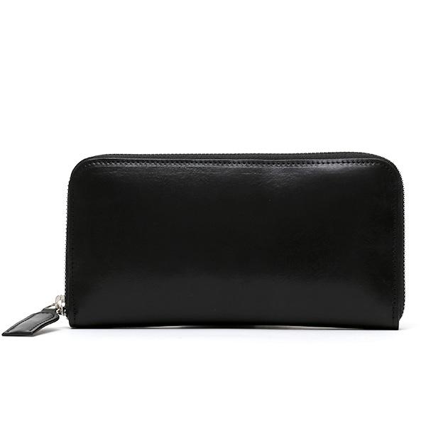 長財布 メンズ 本革 ラウンドファスナー ラウンドファスナー ラウンドファスナー ブラック 黒 黒色 財布 レザー 日本製 レディース 大容量 サイフ 小銭入れあり ボーデッサン(BEAU DESSIN) 831