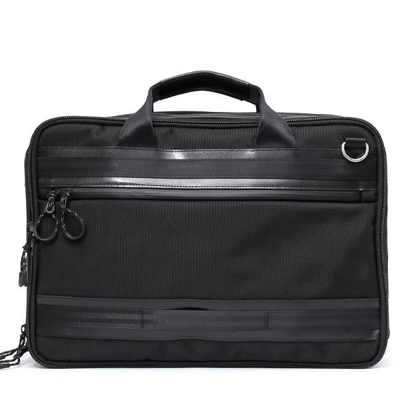 beruf baggage 3wayビジネスバッグ 1680Dバリスティックナイロン製 国産 ブリーフケース ブラック 黒 黒色 自転車 サイクリング サイクリスト ローディー 日本製 ブランド メンズ ショルダー付き A4 大容量 カバン 鞄 レザー 本革 ベルーフバゲージ