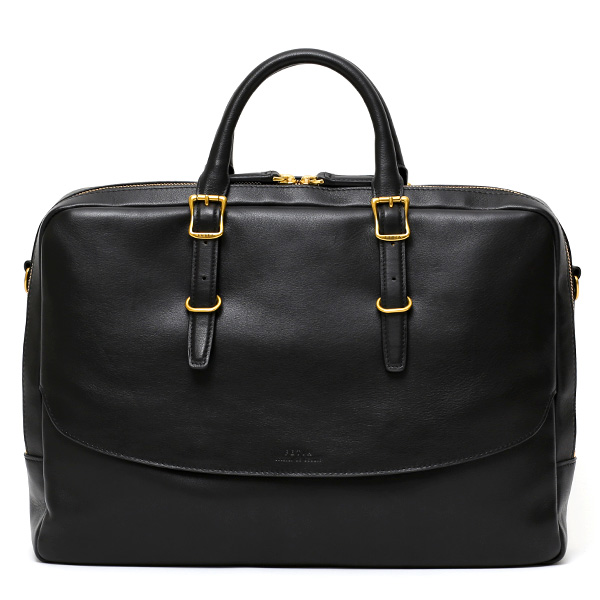 ビジネスバッグ メンズ 本革 レザー ブラック 黒 黒色 日本 ブランド ブリーフケース レディース ショルダー付き A4 高級 上品 大人 シンプル 上質 軽量 大容量 カバン 鞄 オールレザー fetia(フェティア)