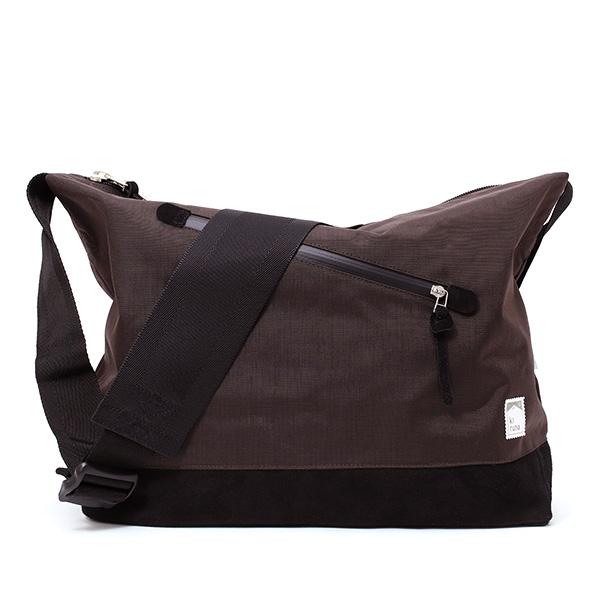 kiruna(キルナ) ショルダーバッグ 日本製 ブラウン 茶 茶色 メンズ レディース 斜めがけ カバン 鞄 大人 お洒落 かわいい