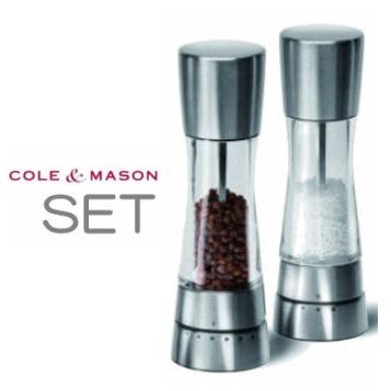 COLE&MASON コール アンド メイソン ペッパーミル ダーウェント ギフトセット