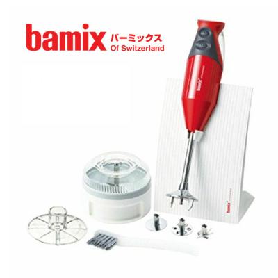 bamix バーミックス M300 ベーシック レッド