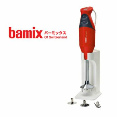 bamix バーミックス M300 スマート レッド