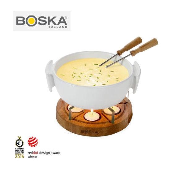 フォンデュ 鍋 BOSKA フォンデュセット トゥインクル 4人用 フォンデュ鍋 ボスカ 340031