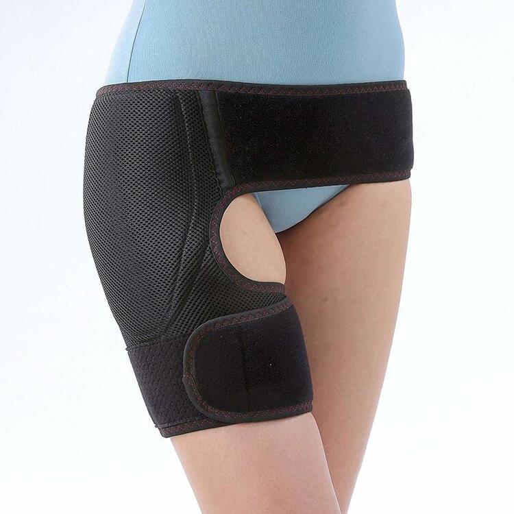 これ一本で股関節を正しい位置にサポート 左右の足の可動を滑らかにします 敬老の日SALE 早割クーポン デラックス股関節ベルト かるかる滑節 股関節サポーター 楽々 緩和 送料無料 痛み ふるさと割 左右兼用