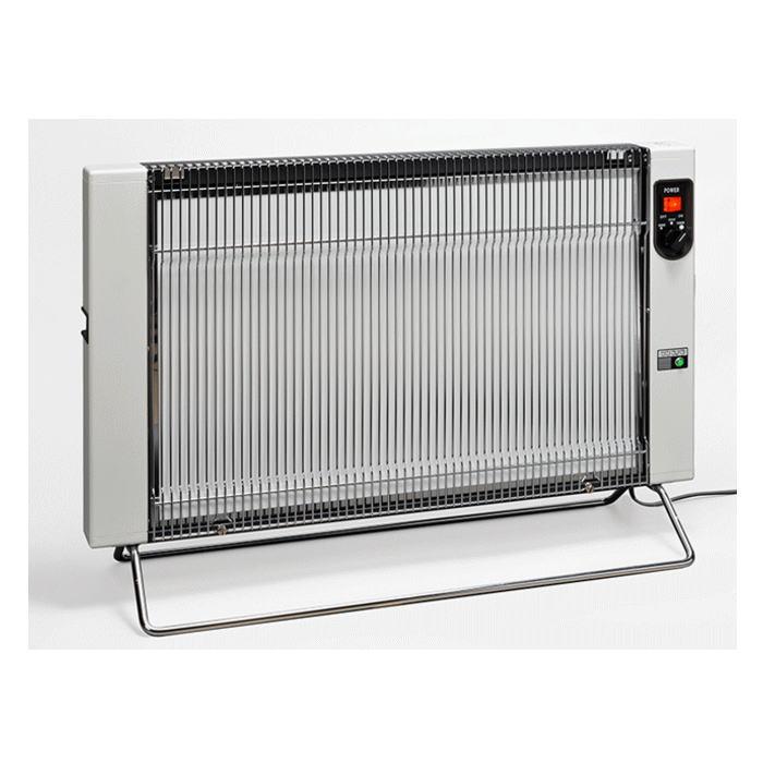 5年保証付き★正規販売店 サンラメラ1201型 (1200W)色:ホワイト※遠赤外線輻射式暖房器