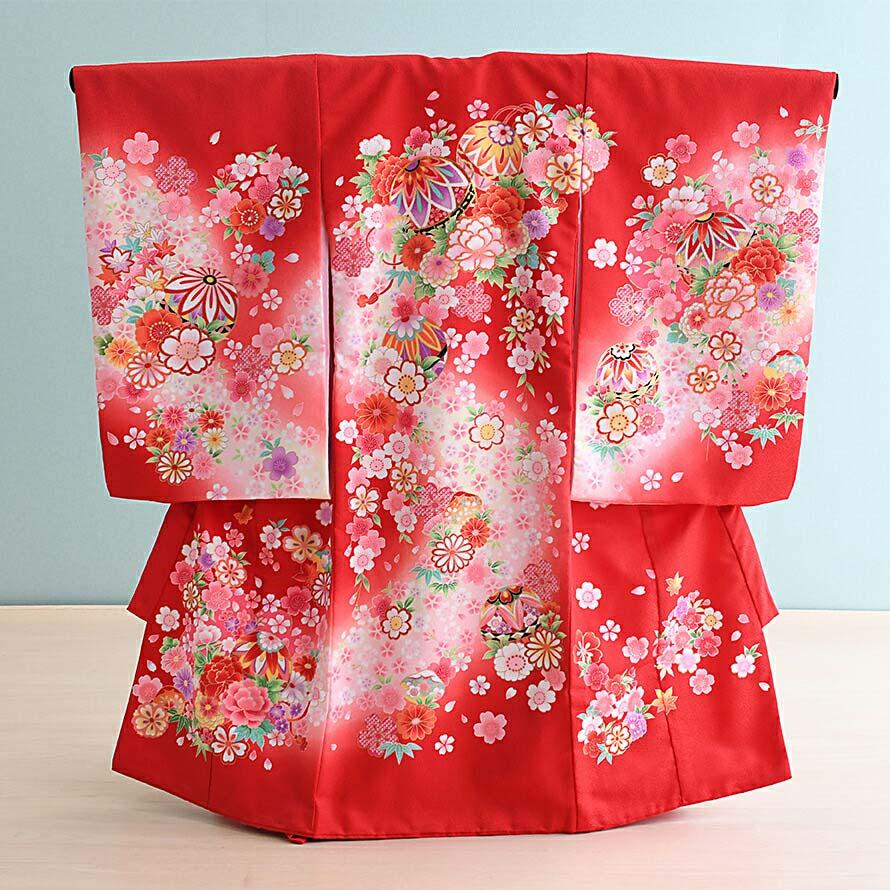 【女の子】お宮参り衣装(産着・赤ちゃん用着物)のおすすめレンタルは?