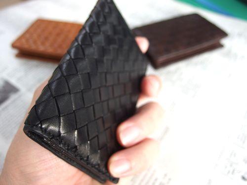 Tokyo rich rakuten global market luxury use your crochet business luxury use your crochet business card wallet cordovan fancy leather a finished business card holder cordovan colourmoves