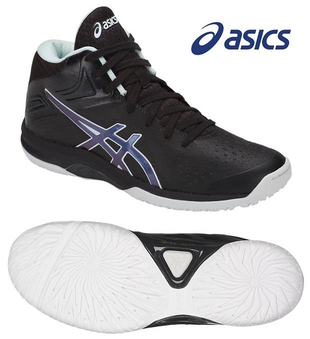 アシックス レディGELフェアリー 8 レディース用 バスケットボールシューズ ファントム×SOOTHING SEA TBF403-020
