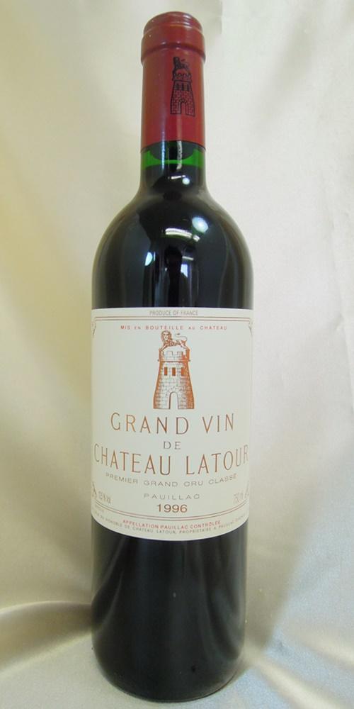 Chラトゥール 1996 PP100点