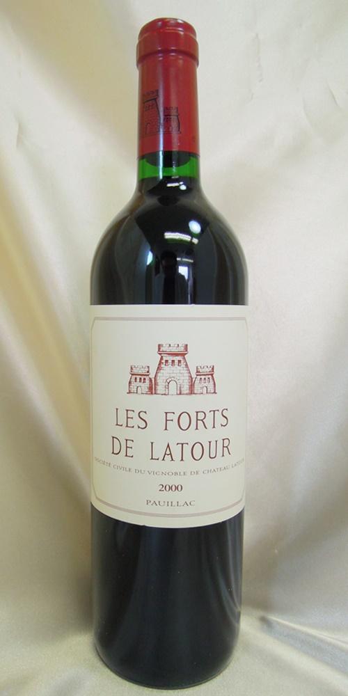 レ・フォール・ド・ラトゥール 2000 PP92点