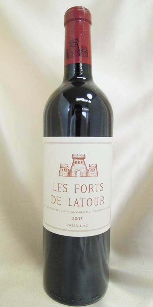 レ・フォール・ド・ラトゥール 2005 PP92点
