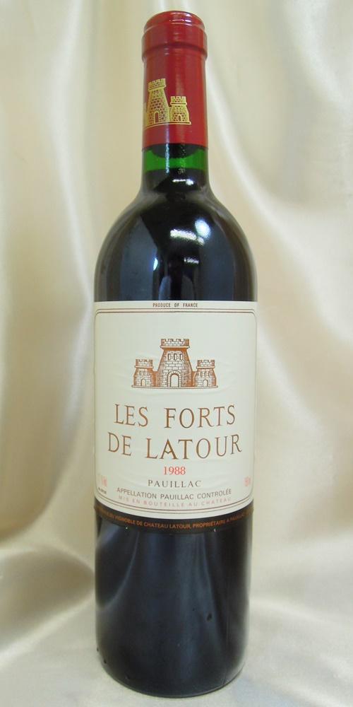 レ・フォール・ド・ラトゥール 1988